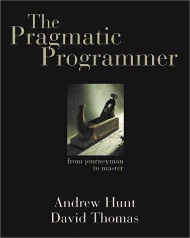 The_pragmatic_programmer