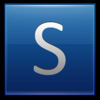 Letter-s-blue-icon