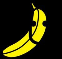 Stetoscope-banana