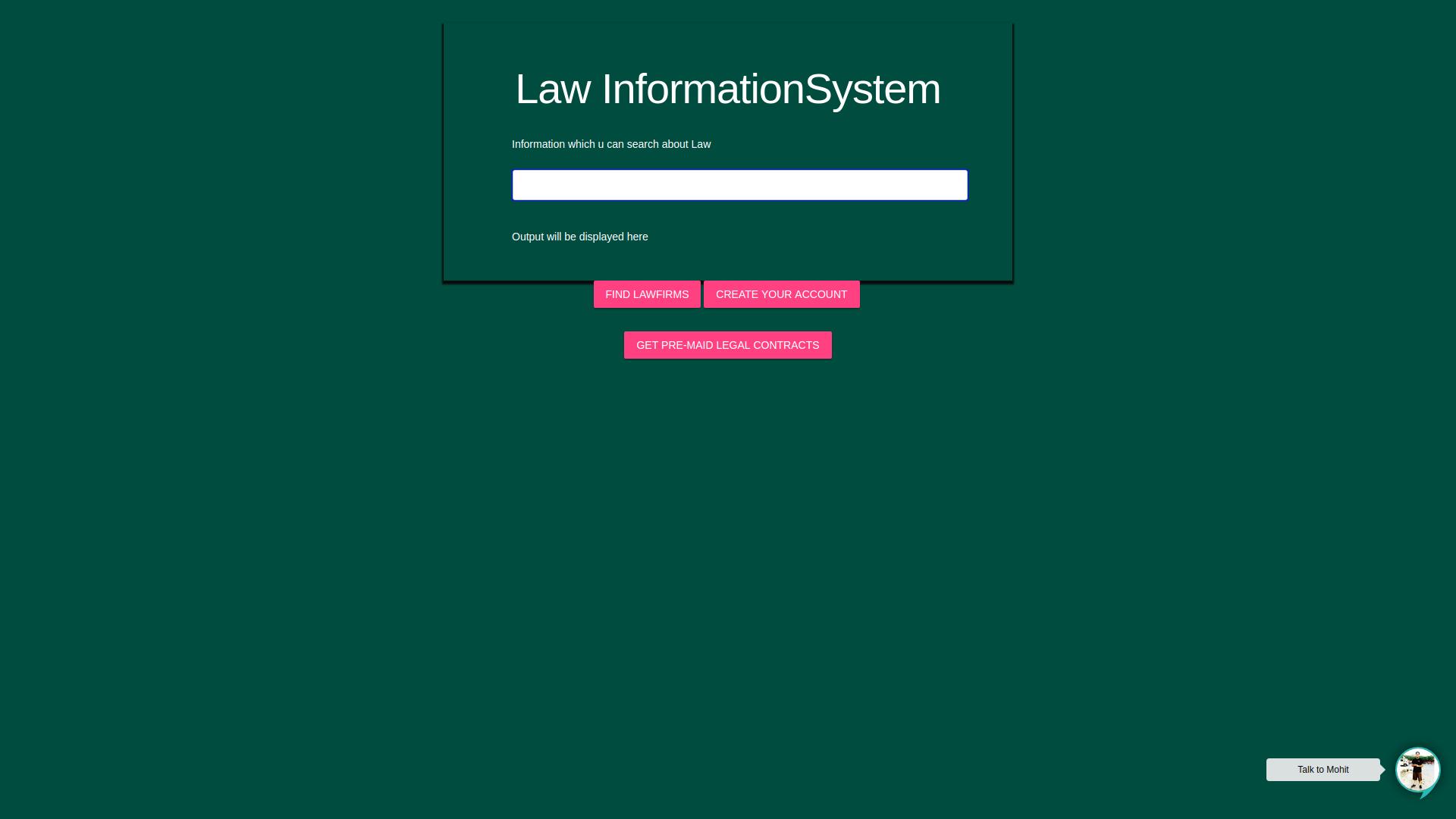 Law_infosystem