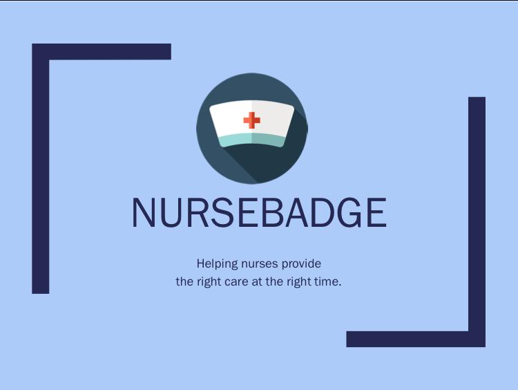 Nursebadge