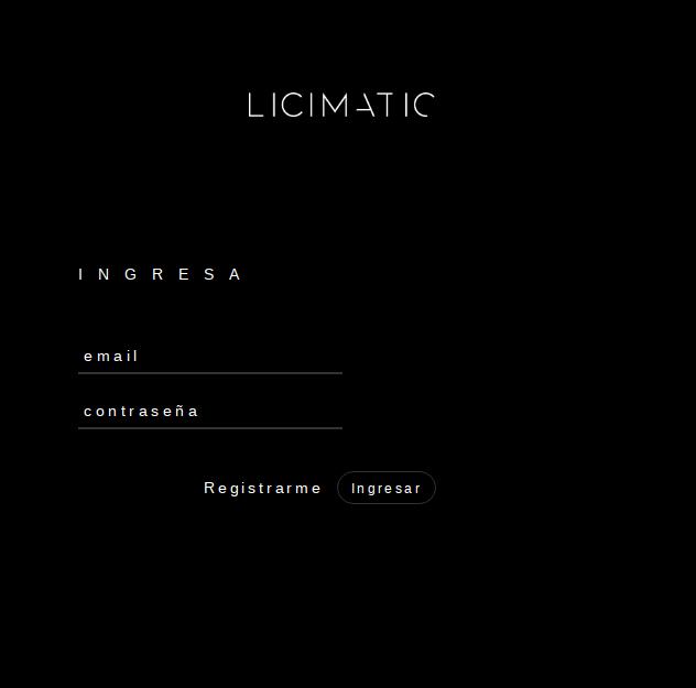 Licimaticscreenshot