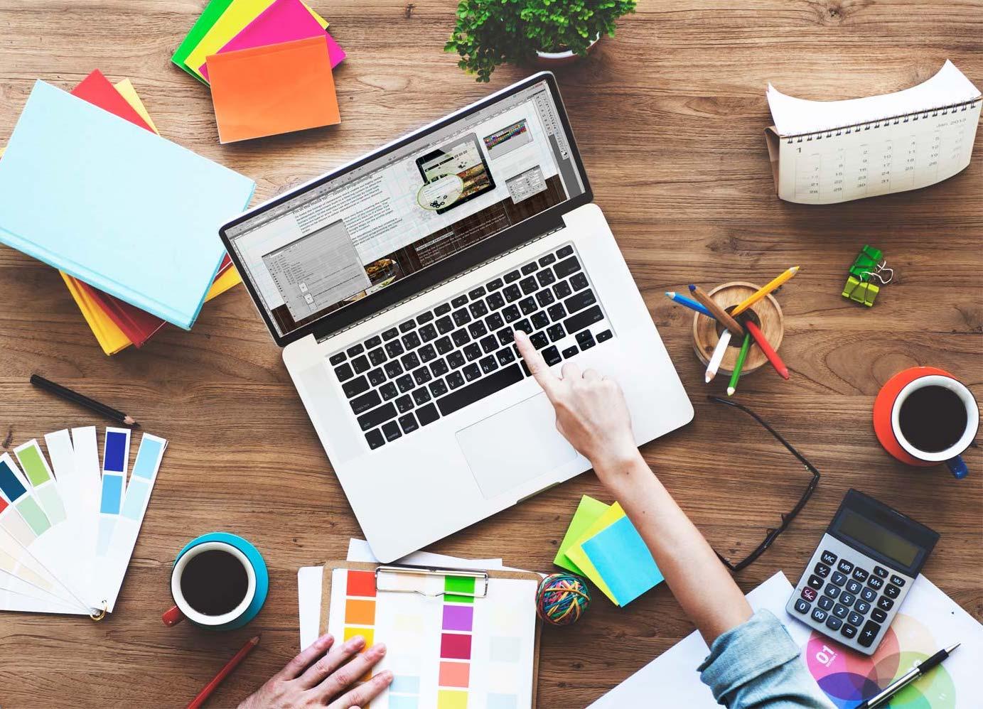 Bringing-a-web-design